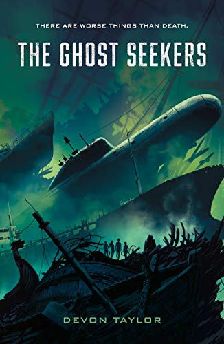 The Ghost Seekers (The Soul Keepers, Bk. 2)