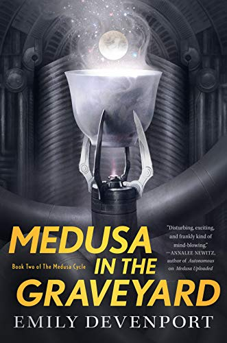 Medusa in the Graveyard (Medusa Cycle, Bk. 2)