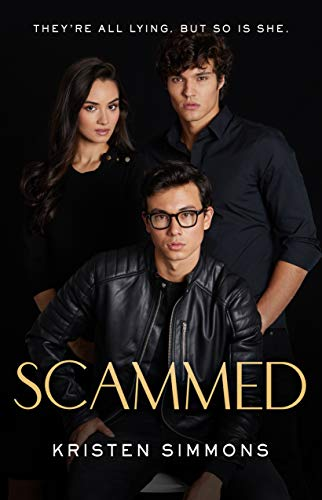 Scammed (Vale Hall, Bk. 2)