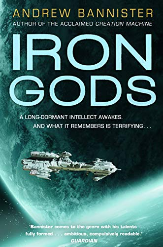 Iron Gods (Spin Trilogy, Bk. 2)
