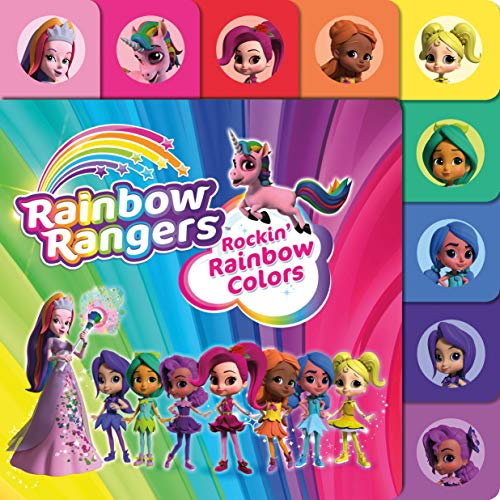 Rockin' Rainbow Colors (Rainbow Rangers)