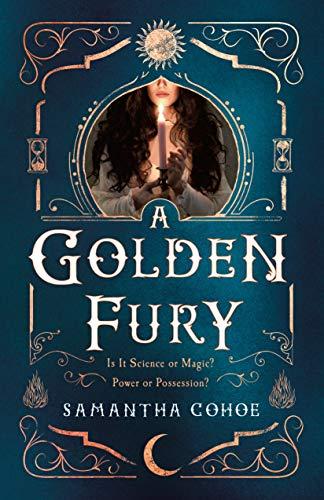 A Golden Fury (Hardcover)