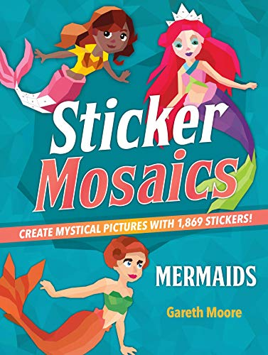 Mermaids (Sticker Mosaics)