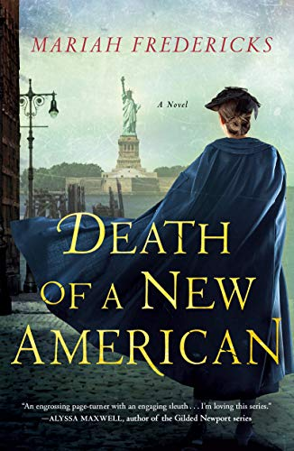 Death of a New American (A Jane Prescott Novel, Bk. 2)