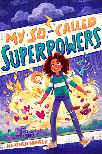 My So-Called Superpowers (Bk. 1)