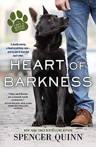 Heart of Barkness (A Chet & Bernie Mystery)