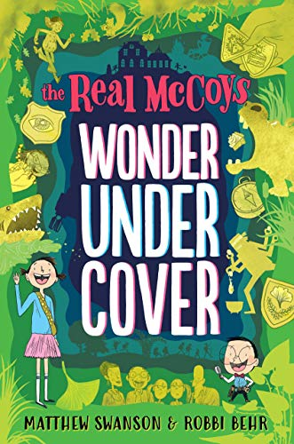 Wonder Undercover (The Real McCoys, Bk. 3)