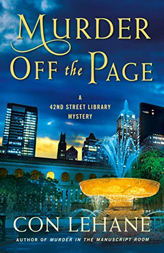 Murder Off the Page (The 42nd Street Library Mysteries, Bk. 3)