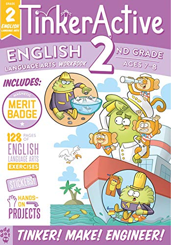 English Workbook (TinkerActive, Grade 2)