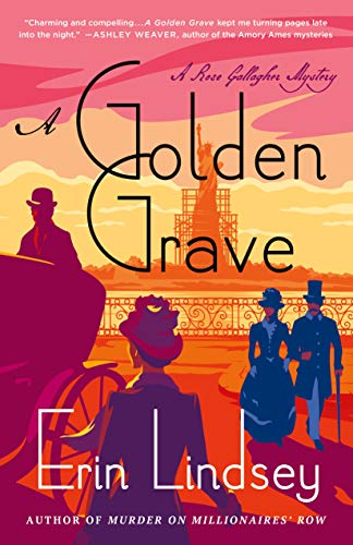 A Golden Grave (Rose Gallagher Mystery)
