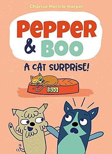 A Cat Surprise! (Pepper & Boo) (Hardcover)