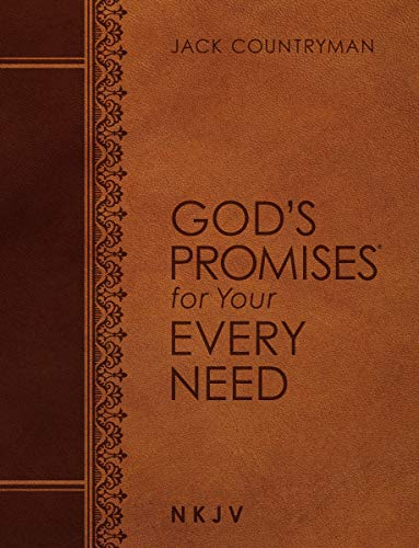 NKJV God's Promises for Your Every Need (Large Print)