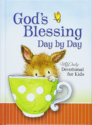 God's Blessing Day By Day: My Daily Devotional for Kids