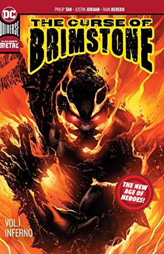 Inferno (The Curse of Brimstone, Volume 1)