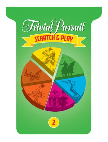 Trivial Pursuit Scratch & Play #2