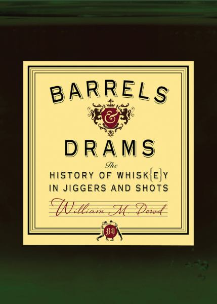 Barrels & Drams: The History of Whiskey in Jiggers and Shots