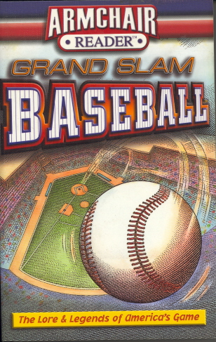 Grand Slam Baseball (Armchair Reader)
