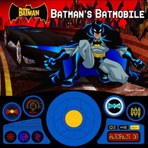Batman's Batmobile (Batman, Play-A-Sound)