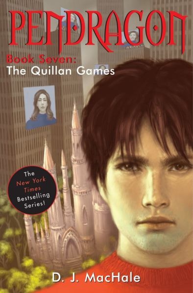 The Quillan Games (Pendragon, Bk. 7)