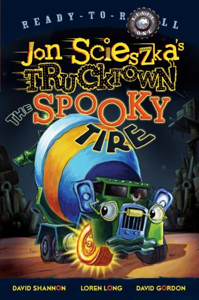 The Spooky Tire (Trucktown, Ready-to-Roll Level 1)