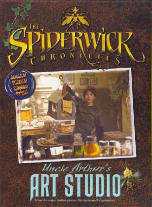 Uncle Arthur's Art Studio (Spiderwick Chronicles)