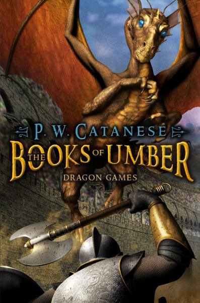 Dragon Games  (The Books of Umber Book2)