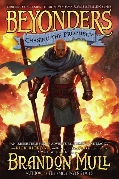 Chasing the Prophecy (Beyonders, Bk. 3)