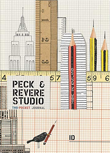 Peck & Revere Studio Two– Pocket Journal