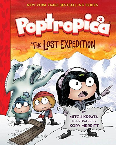The Lost Expedition (Poptropica, Bk. 2)