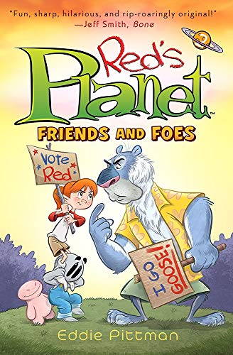 Friends and Foes (Red's Planet, Bk. 2)