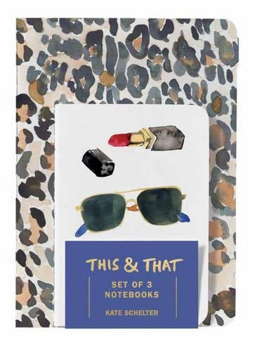 This & That Notebooks (Set of 3)