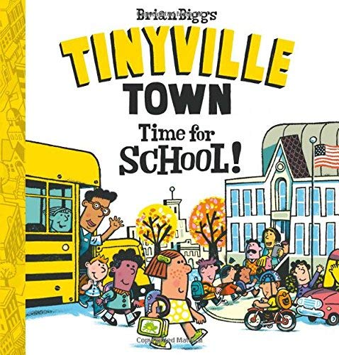 Time for School! (Tinyville Town)