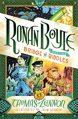 Ronan Boyle and the Bridge of Riddles (Ronan Boyle, Bk. 1)
