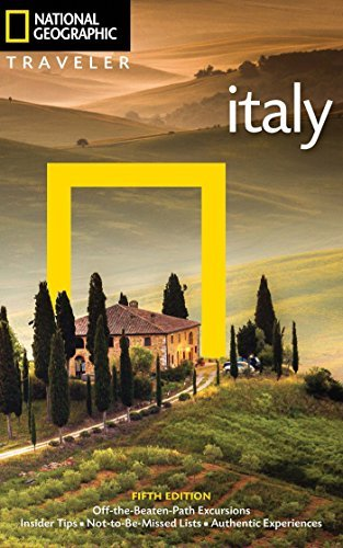 Italy (National Geographic Traveler, 5th Edition)