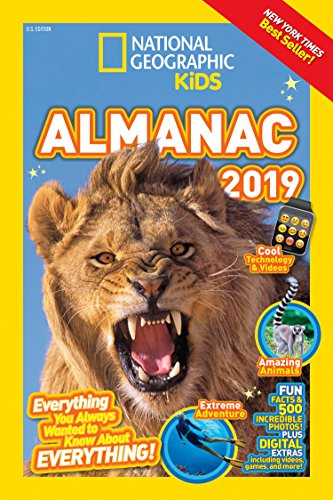 Almanac 2019 (National Geographic Kids)
