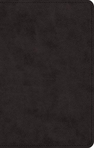 ESV UltraThin Bible (TruTone, Black)