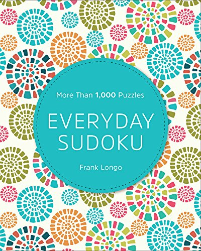 Everyday Sudoku: More Than 1,000 Puzzles (Softcover)