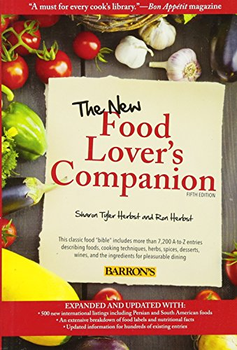 The New Food Lover's Companion (5th Edition)