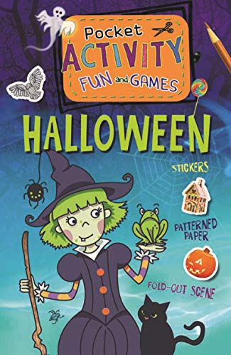 Halloween (Pocket Activity Fun and Games Series)