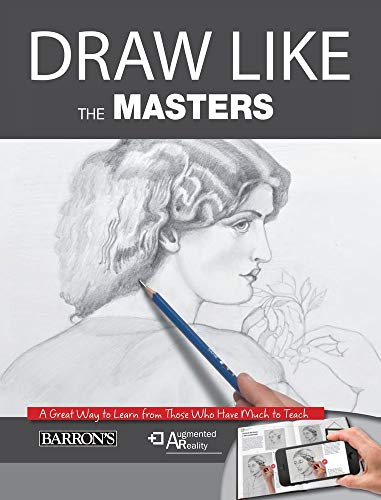 Draw Like the Masters (Softcover)