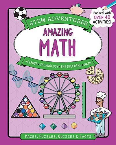 Amazing Math (STEM Adventures Series) (Softcover)