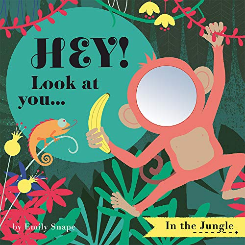 Hey! Look at You... In the Jungle (Hey! Look At You Books)