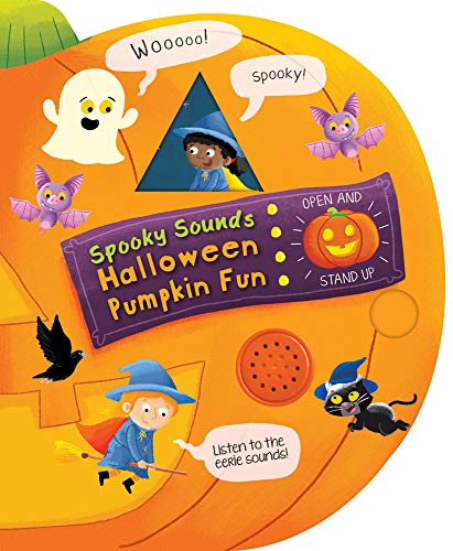 Spooky Sounds Halloween Pumpkin Fun