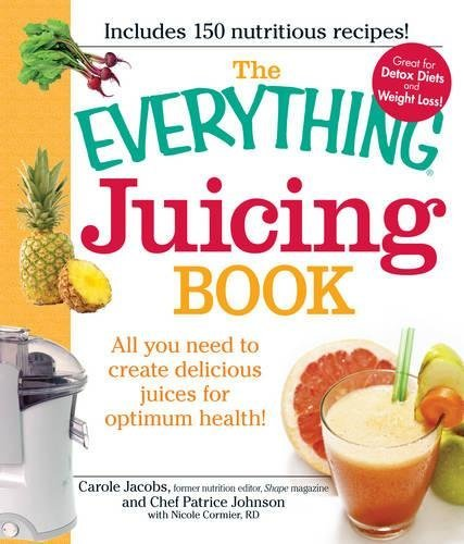 Juicing Book (The Everything)