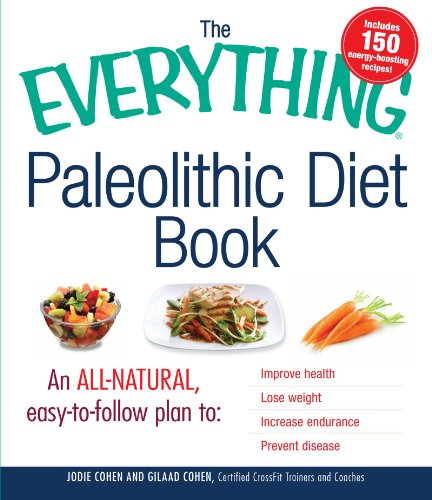 Paleolithic Diet Book (The Everything)