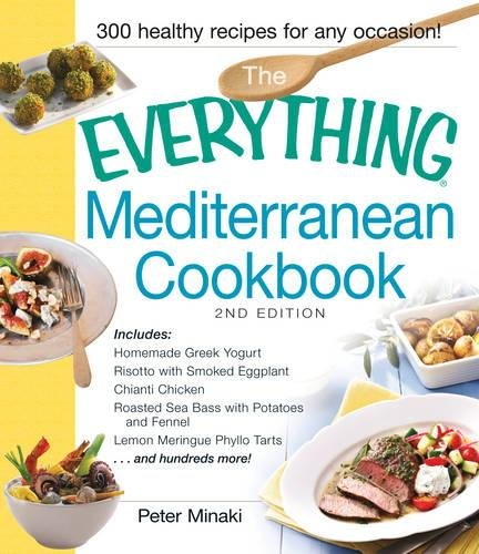 Mediterranean Cookbook (The Everything, 2nd Editiion)