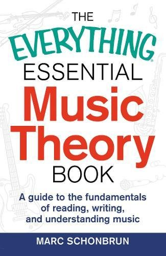 Essential Music Theory Book (The Everything)