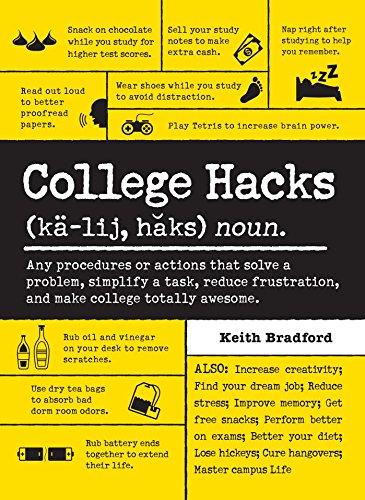 College Hacks (Paperback)
