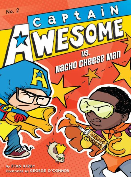 Captain Awesome vs. Nacho Cheese Man (Captain Awesome, Bk. 2)