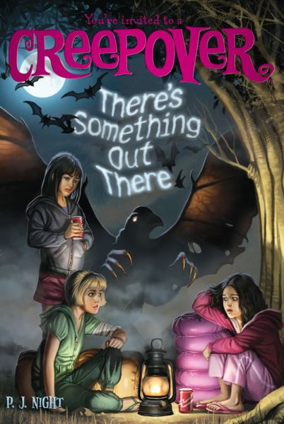 There's Something Out There (You're Invited to a Creepover Bk. 5)